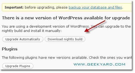 Wordpress 3.0 Beta