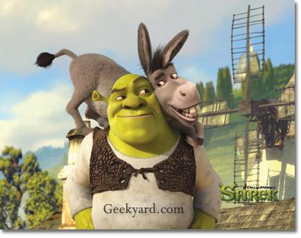 Download Windows 7 Shrek Forever After Theme