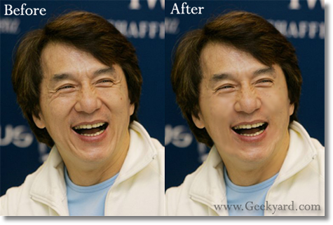 How To Remove Wrinkles in Photoshop