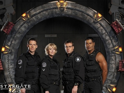 15 Stargate Wallpapers Collection