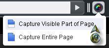 Take Awesome Screenshot With Google Chrome Addon