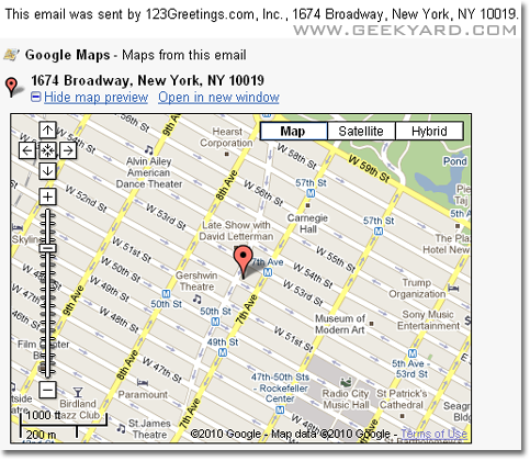 Gmail-Adds-Google-Maps-Preview Gmail Map on messaging map, netflix map, mobile map, mosaic map, mac map, ebay map, security map, phone map, apple map, latitude map, pandora map,