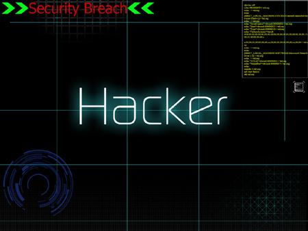 Security Breach Wallpaper