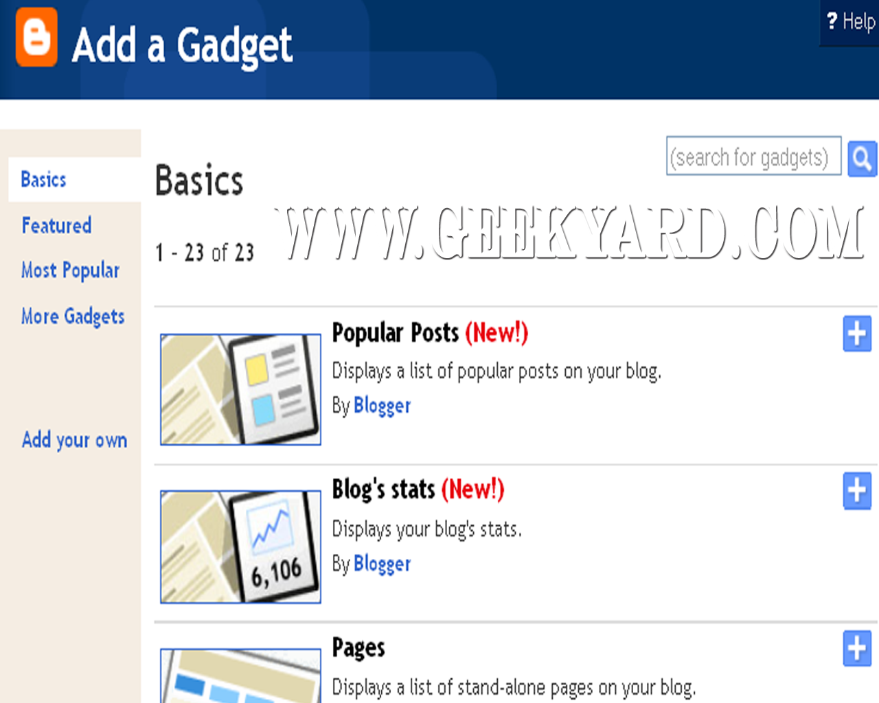 Add Popular Posts In Blogger
