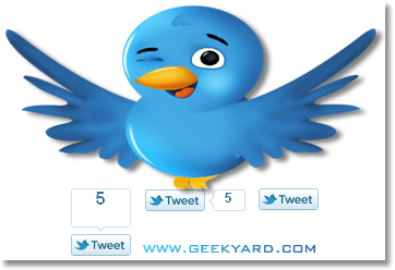 How To Add Official Twitter Share Button To WordPress