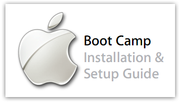 Boot Camp Installation & Setup Guide