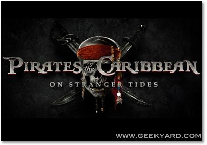 Pirates of the caribbean on Stranger Tides Wallpaper
