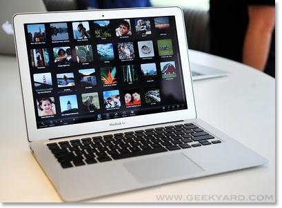 Apple MacBook Air (11-inch) Reviews