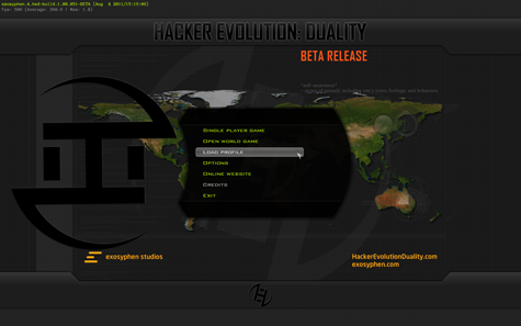 Hacker Evolution Duality Screenshot 4