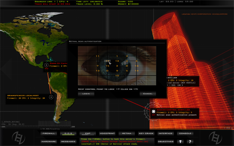Hacker Evolution Duality Screenshot 5
