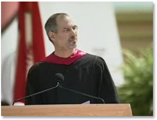 Steve Jobs' Stanford Speech: Stay Hungry, Stay Foolish