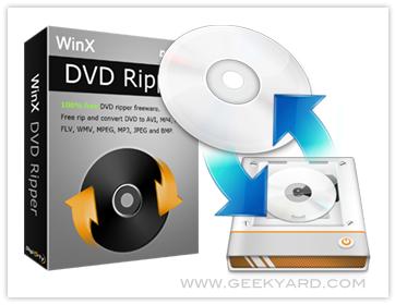 Geekyard Review on WinX DVD Ripper