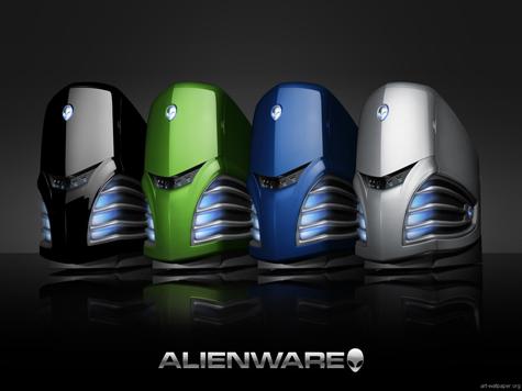 Alienware Desktop CPU HD Wallpaper