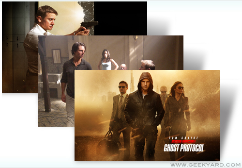 Download Mission Impossible Ghost Protocol Windows 7 Theme