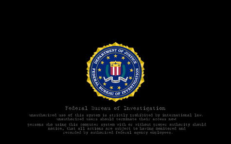 FBI HD Logo Wallpapers