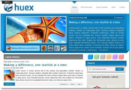 Huex – Premium WordPress Theme By WPNow