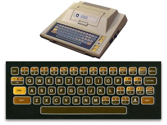 Atari 400 (1979)