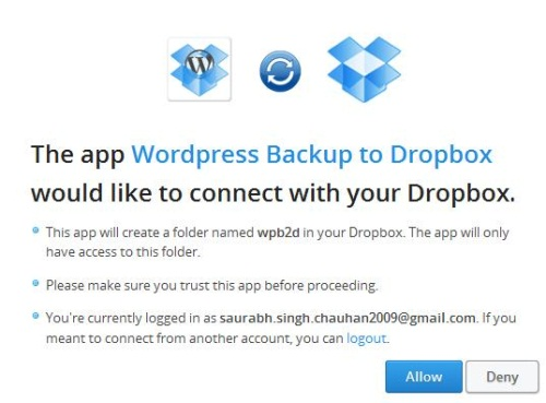 Dropbox-Authorization-prompt