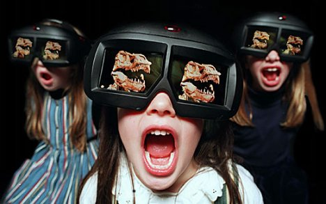 Getting Bored? Want To Try Something New! 3 D Glasses Is The Answer For You!