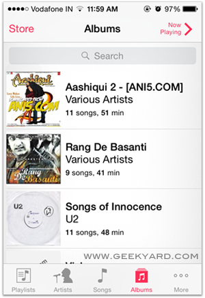 "How to Remove U2 ""Songs of Innocence"" Music Album from iPhone or iPad?"