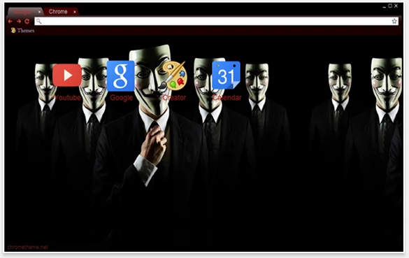 Top 5 Google Chrome Themes for Hackers