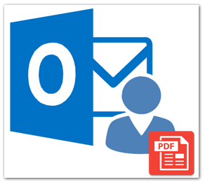 export-outlook-contacts-to-pdf-file-format