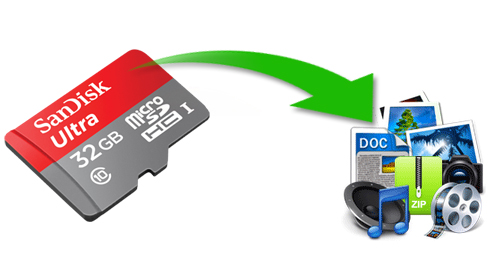 Recover my sd memory card