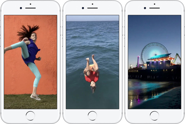 iOS Bounce Live Photos