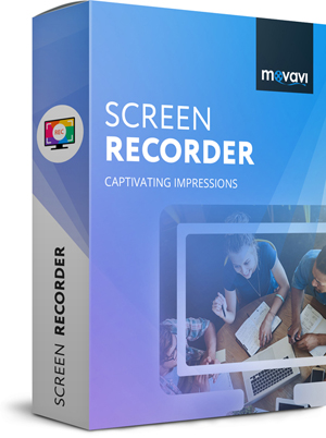 Movavi Screen Recorder Software