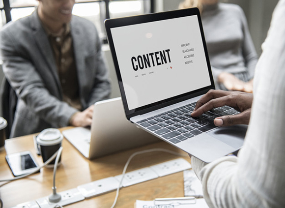 Website Blog Content